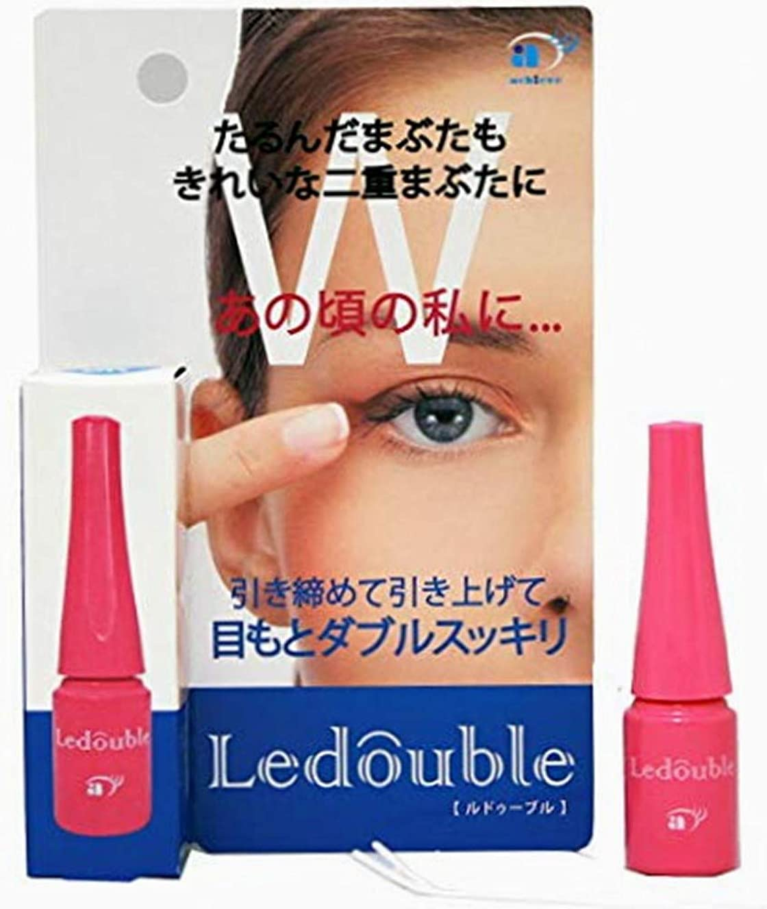 矩形ビュッフェ称賛大人のLedouble 大人のルドゥーブル 二重まぶた化粧品 2mL