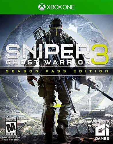 Sniper: Ghost Warrior 3 Season Pass Edition - Xbox One