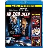 4-Film Heat on the Street Blu-ray & DVD Combo
