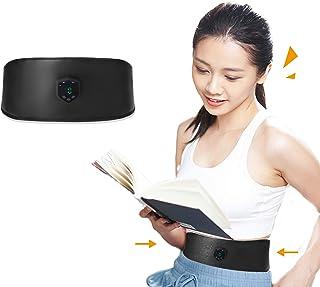 EMS 腹筋 ベルト EMS ベルト 痩身器具 液晶表示 USB充電式 腰部 お腹8 腕 足 肩 背中 多部位脂肪燃焼 筋肉運動 消耗品なし ゲルマットは不要