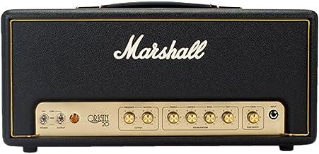 Marshall Amps Marshall Origin 20W head w FX loop and Boost (M-ORI20H-U)