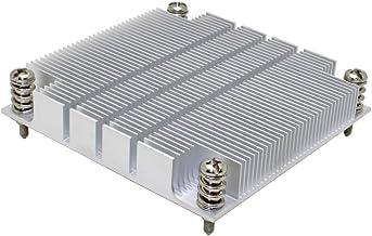1U Server CPU Cooler Aluminum heatsink for Intel LGA 1150 1151 1155 1156 i3 i5 i7 Passive Cooling
