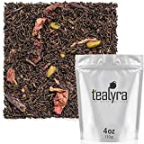 Tealyra - Sweet Pistachio Pu'erh - Wellness Loose Leaf Tea Blend - Bold Caffeine - Weight Loss Tea -...