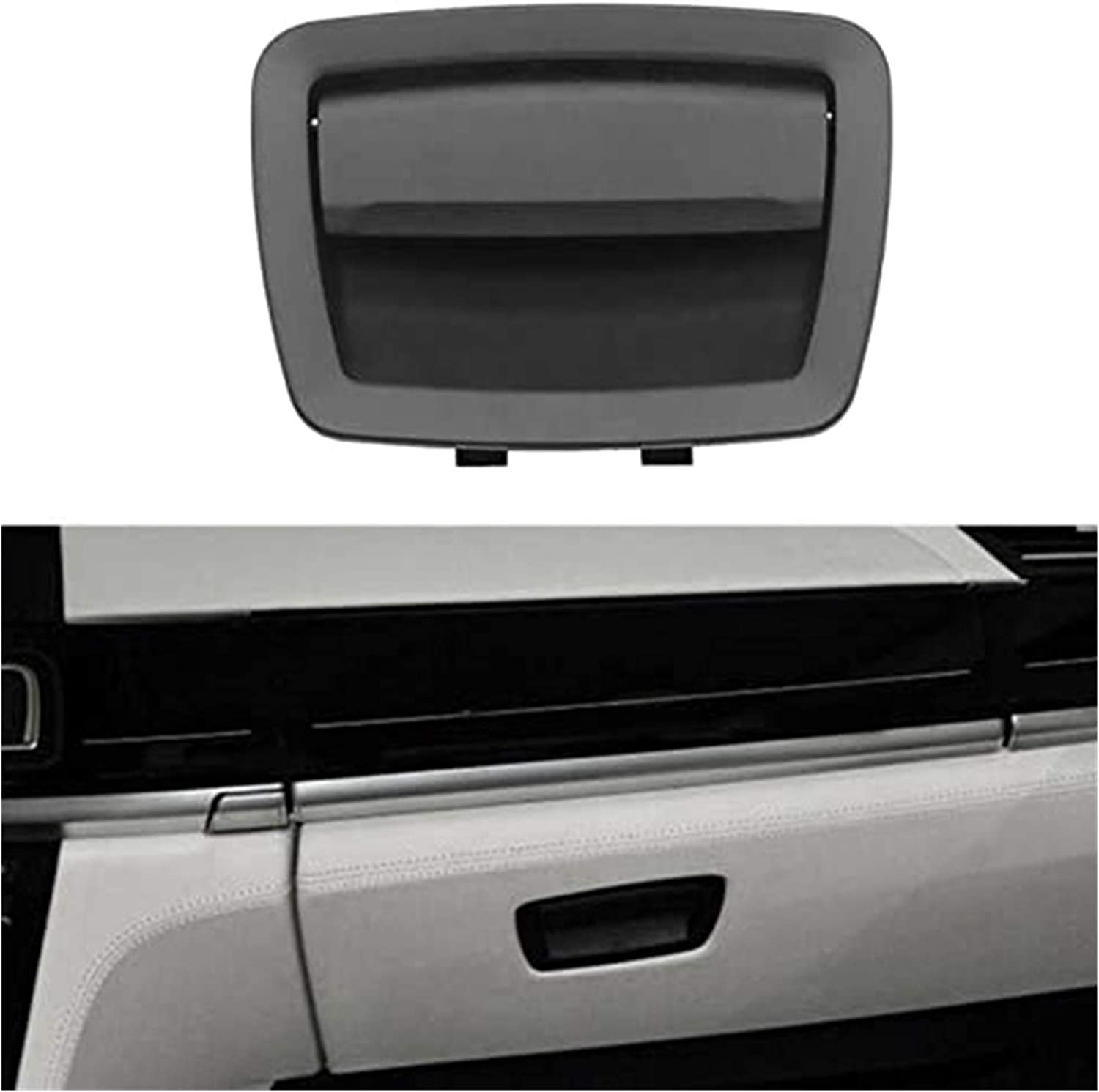 chenchen Max 85% OFF Car Interior Glove Box Seasonal Wrap Introduction Handle Cover Ser 7 Fit for-BMW 5