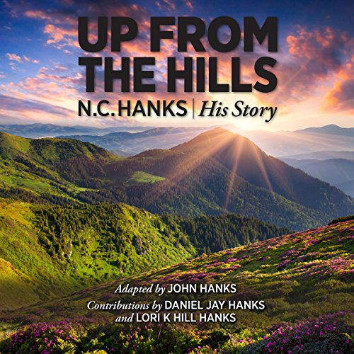 Up from the Hills audiobook cover art