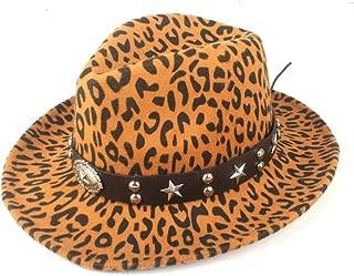 W.Z.H.H.H Chapeau de Mode Chapeaux de b/éret pour Les Femmes Automne Hiver Dames en Coton l/éopard Chapeau Marine Chapeau Sauvage Partie Mode Cap Casquette ext/érieure Couleur : Kaki, Taille : 56-58CM