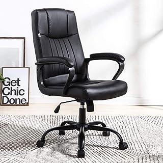 SMLZV Ejecutivo giratoria ajustable silla giratoria de oficina con brazos soporte lumbar Escritorio Silla ergonómica Silla de oficina Silla Respaldo heces Inicio jefe de elevación silla giratoria mode