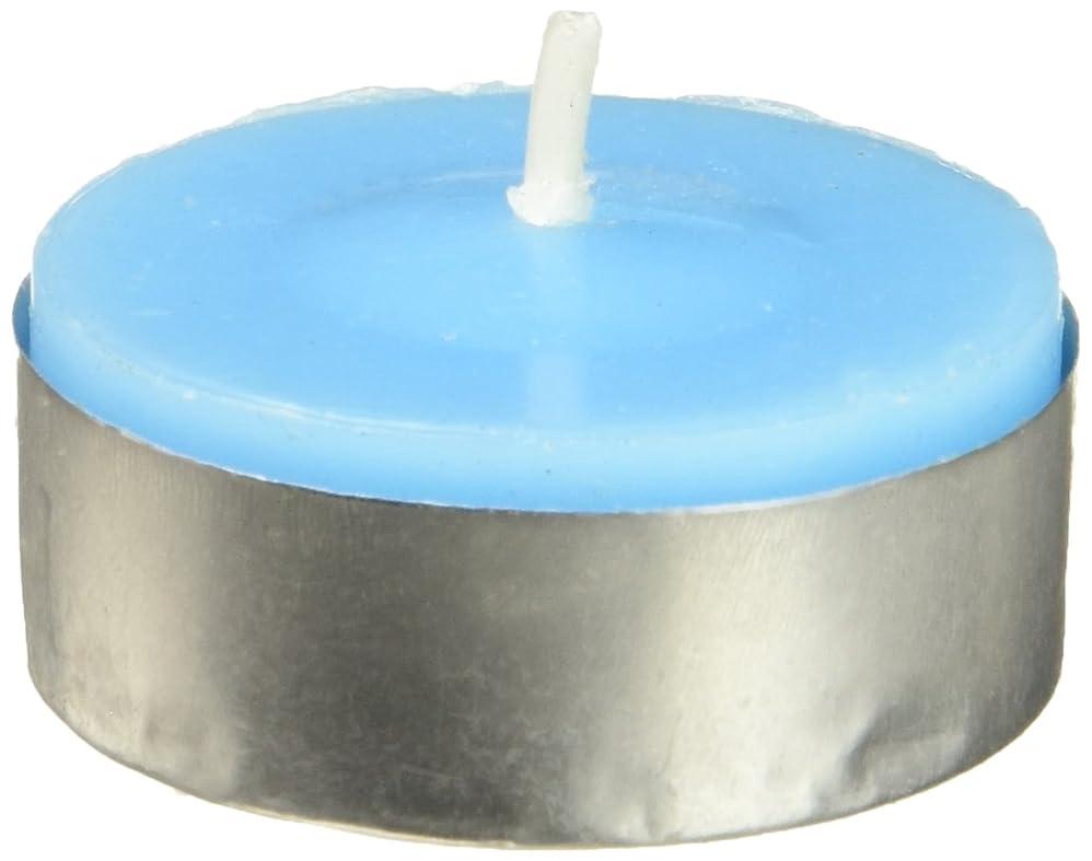 いっぱい具体的に他の日Zest Candle CTC-003 Turquoise Citronella Tealight Candles -100pcs-Box