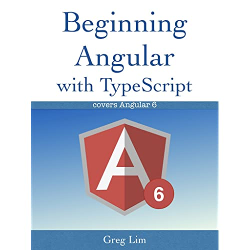 Amazon com: Beginning Angular with Typescript (updated to