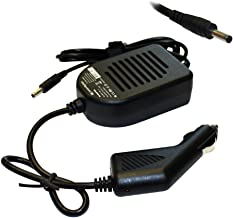 Power4Laptops Adaptador CC Cargador de Coche portátil Compatible con HP Home 15-bw043ns