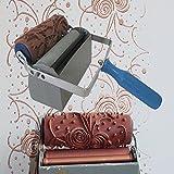 Bluelover Macchina A Doppio Rullo 6 Pollici Decorativo Colore Stampa...
