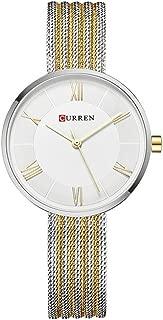 CURREN Original Women's Girls Sports Waterproof Stainless Steel Quartz Wrist Watch 9020