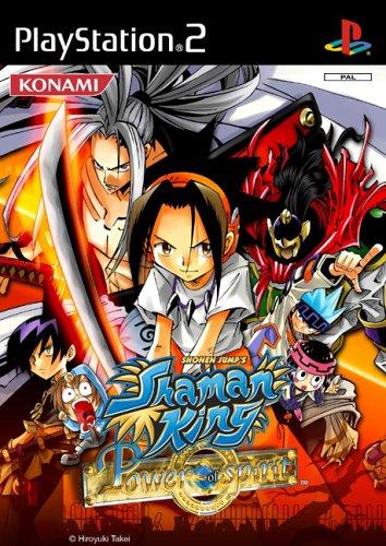Konami Shaman King: Power of Spirit, PS2