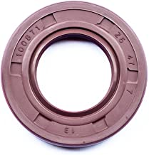 Single Metal Case w//Nitrile Rubber Coating Oil Seal 30X48X7 5 PCS 30mmx48mmx7mm Oil Seal Grease Seal TC |EAI Double Lip w//Garter Spring 1.181x1.890x0.276
