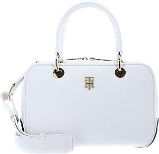 Tommy Hilfiger TH Essence Medium Duffle Bag Bright White