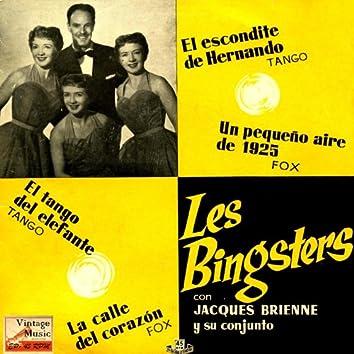 """Vintage Vocal Jazz / Swing Nº30 - EPs Collectors """"La Rue Da Coeur"""""""