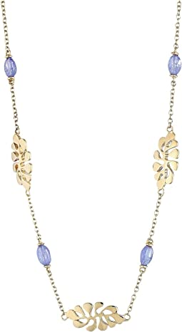 Miseno - Sea Leaf Necklace
