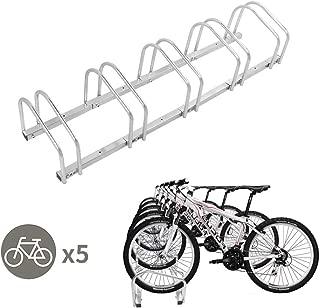 LLY Houseware Bicycle Floor Parking Adjustable Storage Stand Bike Rack Parking Garage