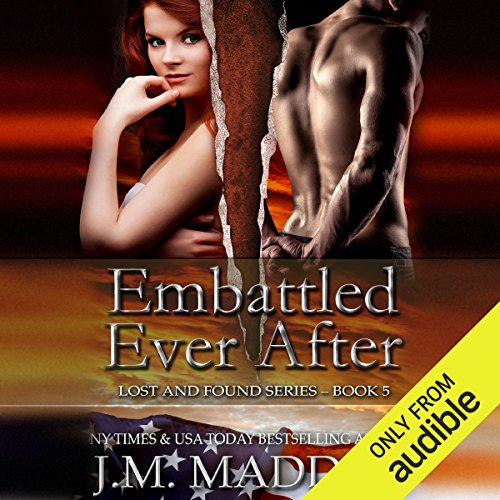 Embattled Ever After audiobook cover art