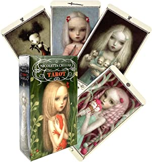 Nicoletta Ceccoli Tarot Cards,Nicoletta Ceccoli Tarot Cards