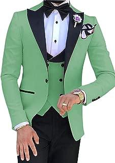 mint green tuxedo