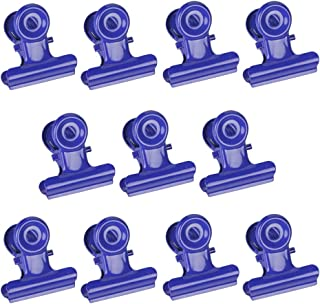 purple bulldog clips