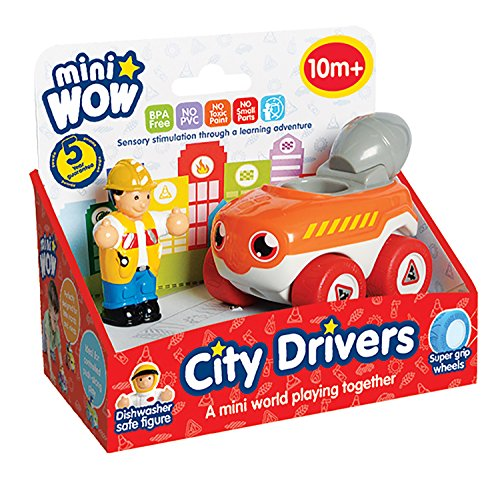 WOW Toys 10405 Clay Ciment Mitigeur monocommande