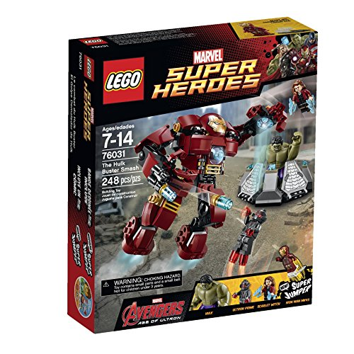 LEGO Superheroes 76031 The Hulk Buster Smash