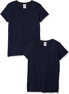 قميص تي شيرت قطني للنساء من غلدان، قطعتين