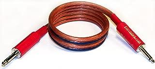 Eurotubes 10 Gauge 3 Foot Speaker Cable