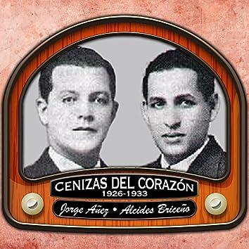 Cenizas del corazón (1926-1933)