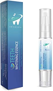Teeth Whitening Gel Pen by Work to Live Lifestyle Organic Care Liquid Cleaning 30+ uses Beautiful White Smile No sensitivity very easy to use and travel friendly