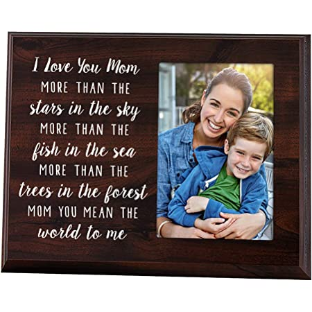 """3/"""" Metal Art Heart Shaped Dad Mom Photo Frame Father/'s and Mother/'s Day Gift"""