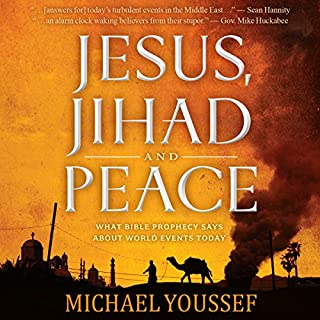Jesus, Jihad and Peace cover art