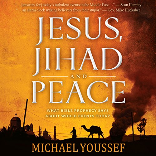 Jesus, Jihad and Peace audiobook cover art