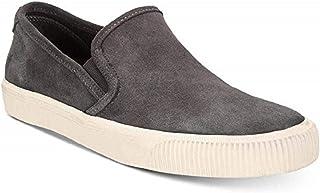 حذاء رياضي رجالي من FRYE Patton سهل الارتداء من جلد الغزال جرافيت 11. 5