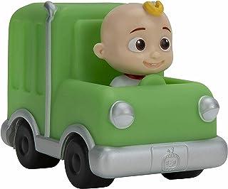 Cocomelon - Mini Vehicles - Green Trash Truck