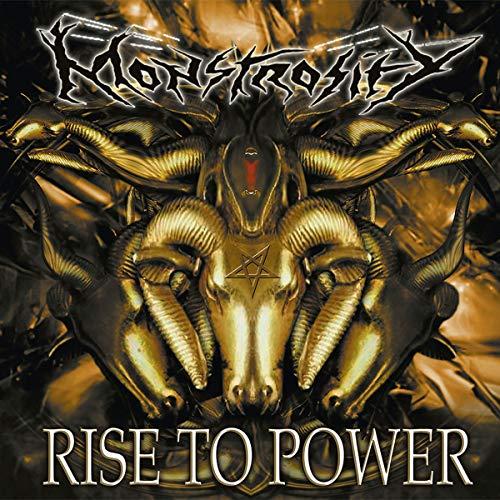 Monstrosity: Rise to Power [Vinyl LP] (Vinyl (Standard Version))