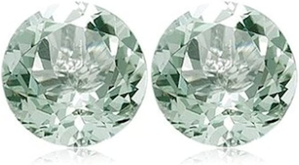 Jaz77 Credence - Natural Green Amethyst Prasiolite 13 mm AAA pcs Max 75% OFF Round 2