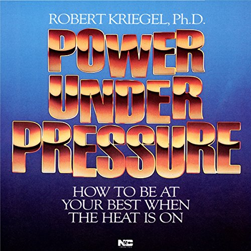 Power Under Pressure audiobook cover art