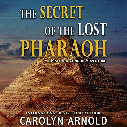 The Secret of the Lost Pharaoh cover art