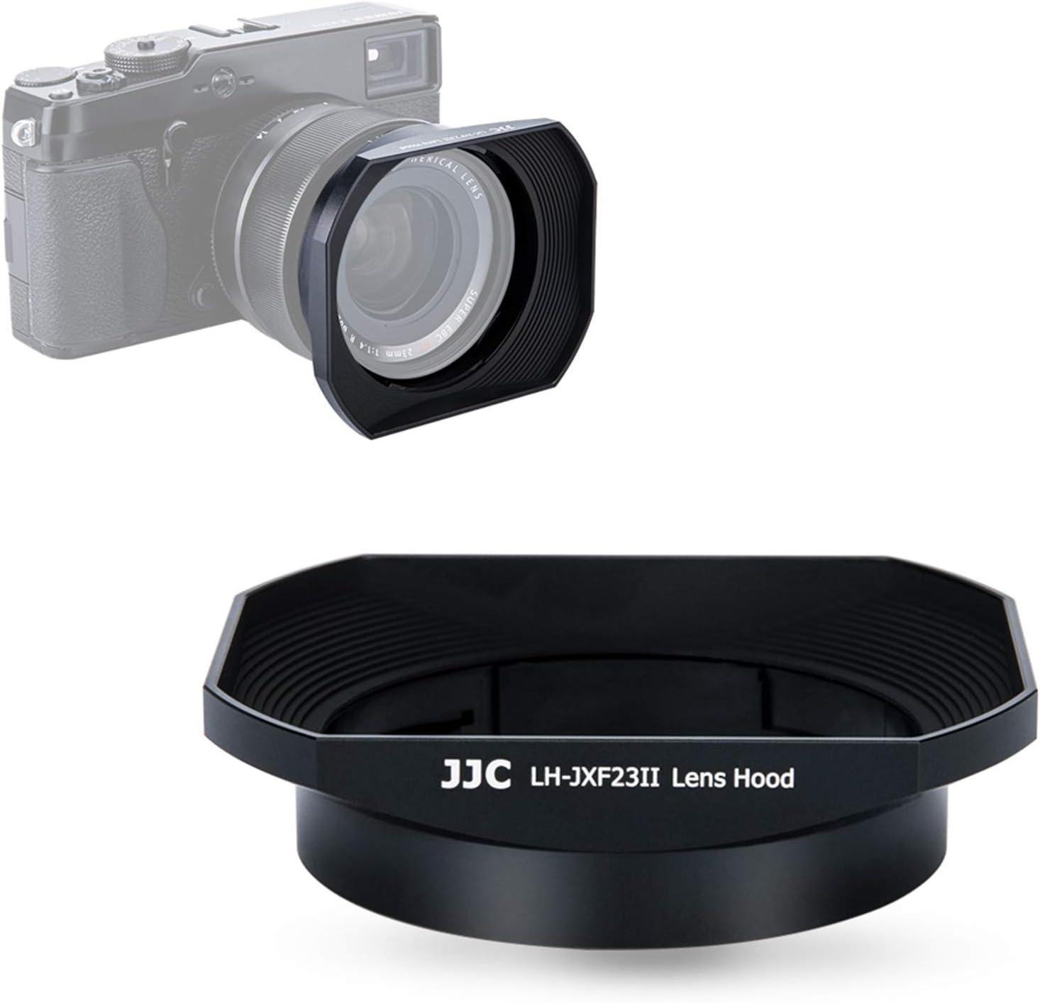 Bayonet Square Popular overseas Metal Lens Hood Superlatite for XF Fujinon F1.4 23mm Fujifilm