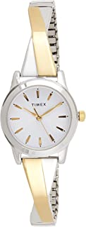 Timex Fashion Stretch Bangle 25mm Expansion Band Watch For Women