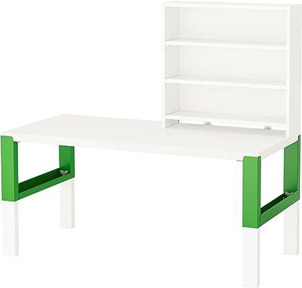 Ikea micke-Desk braun schwarz 73/x 50/cm 30.47/X 20,2/X 4,65/cm Holz