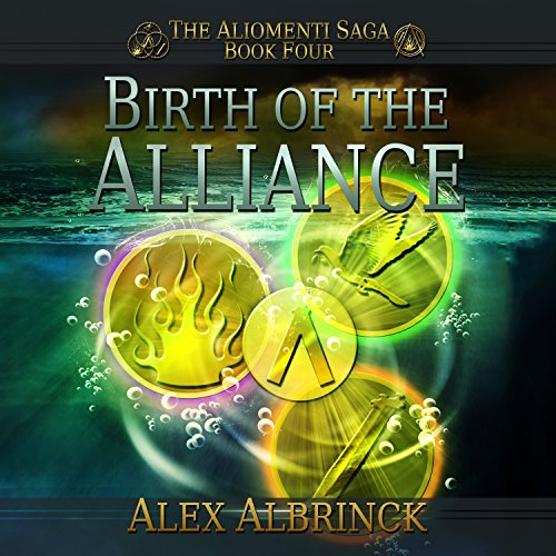Birth of the Alliance audiobook cover art