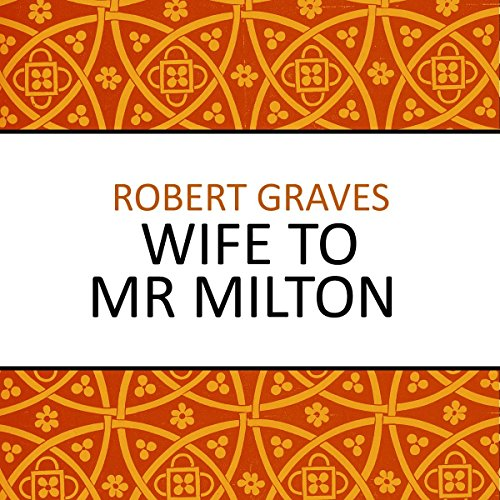 Wife to Mr Milton audiobook cover art