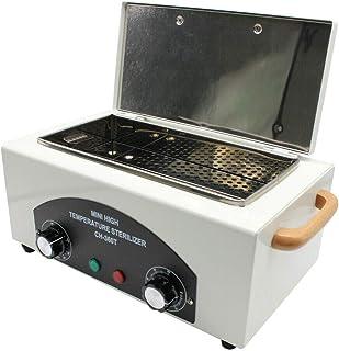 SHZICMY Stérilisateur à air chaud 300 W 1,9 l - Stérilisateur à chaleur sèche - Appareil médical autoclave avec minuterie ...