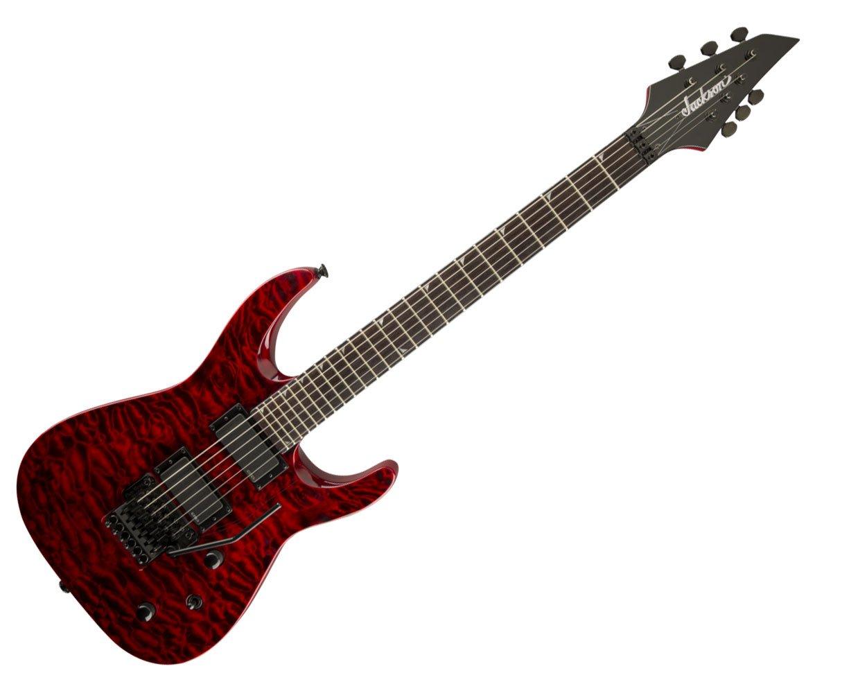 Cheap Jackson SLATXMG Q 3-6 Electric Guitar Trans Red B-Stock Black Friday & Cyber Monday 2019