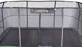 JumpKing 10' x 15' Enclosure Net for 8 Poles for 7
