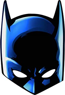 Batman Masks (8 Pack)